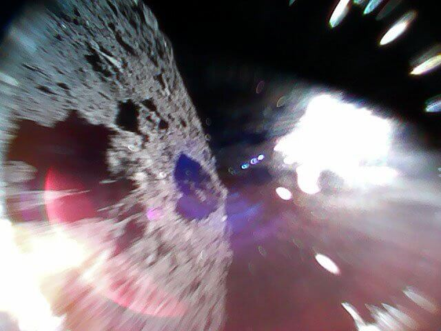 Japan's Hayabusa 2 mission wows as its Minerva II pair of hopper rovers land on asteroid Ryugu