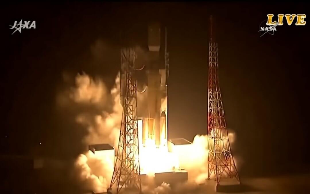 JAXA launches seventh HTV freighter to ISS (Corrected)