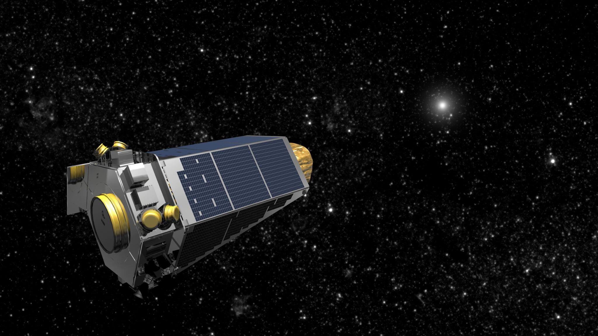kepler spacecraft discoveries - HD2048×1152