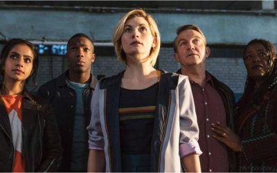 Review: Dr Who changes sex because she can