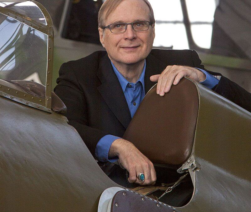 On a sadder note: Co-founder of Microsoft and space investor Paul Allen dies at 65…as does Nazi nuclear plan saboteur Joachim Ronneberg