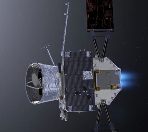 Bepi-Colombo joint mission is on its way to Mercury thanks to Ariane 5 launch