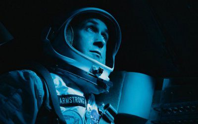 """Review: """"First Man"""" will bore superhero movie generation but its early spaceflight hazards, hopes and heartbreaks are worth exploring"""