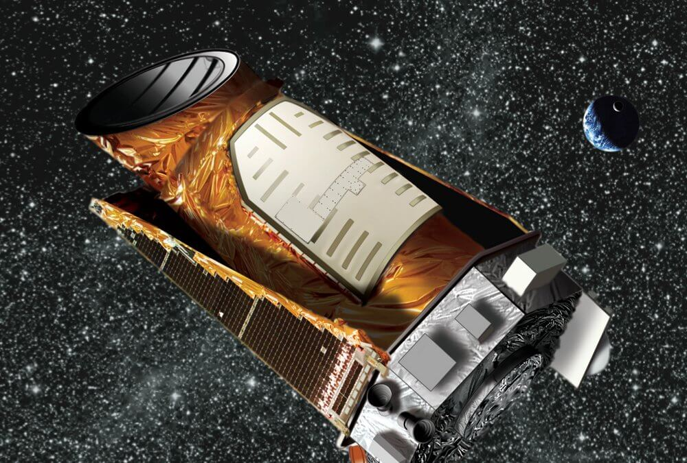 NASA's Kepler planet hunter is retired after running out of fuel