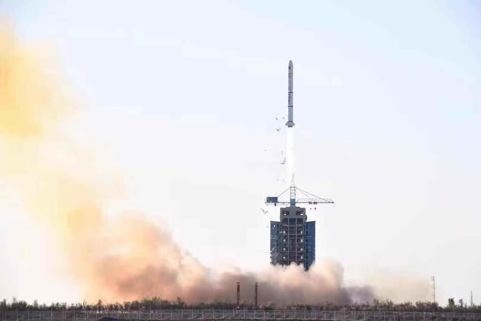 China launches joint Chinese/French Oceanographic satellite CFOSAT