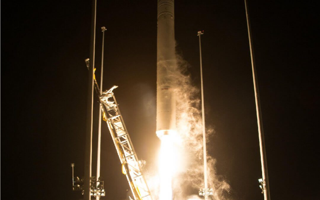 Northrop Grumman conducts first Cygnus launch following purchase of Orbital ATK
