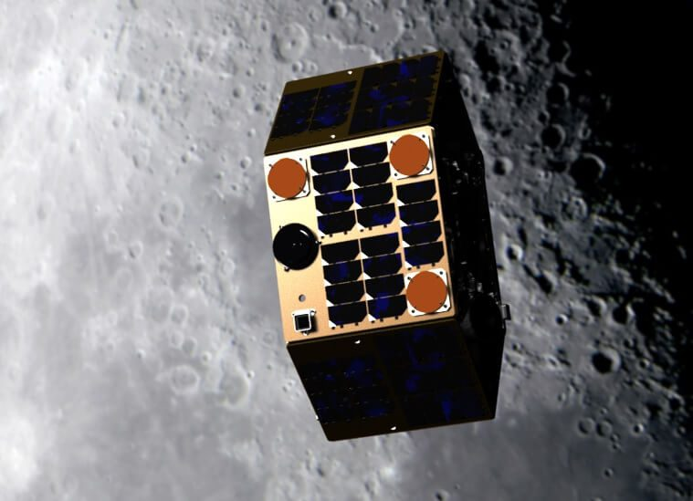 SSTL announces plan for small lunar communications and data relay satellite