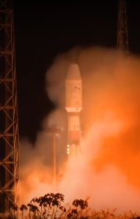 Soyuz operational recovery continues with launch of Metop C