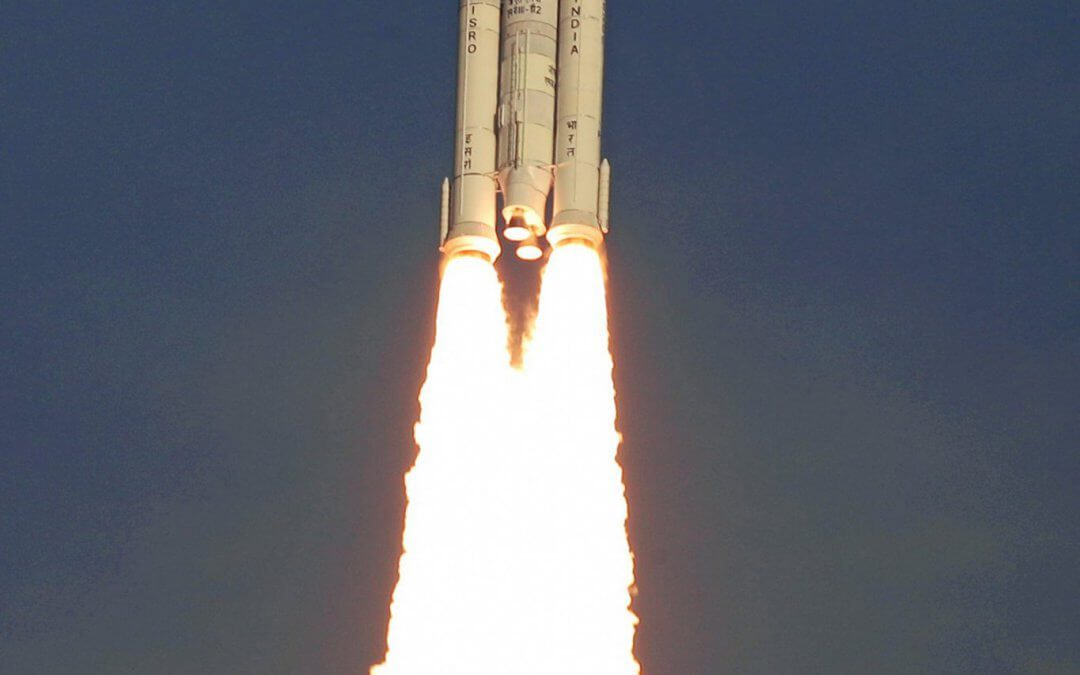 India uses successful launch of GLSV Mk III to place GSAT 29 into orbit