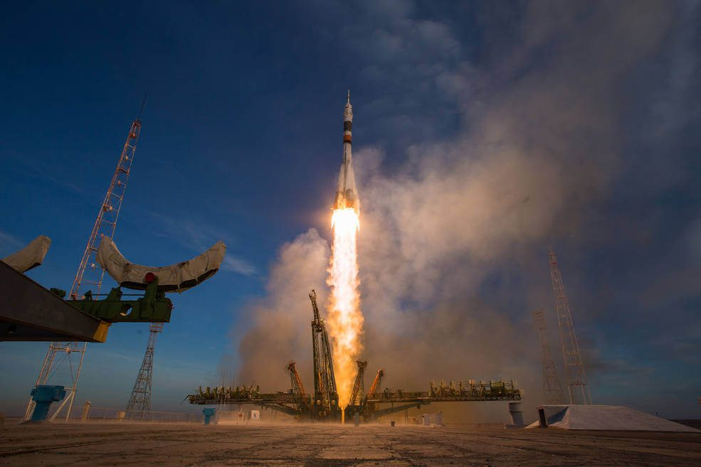 Crew launches to ISS via Soyuz FG rockets resume