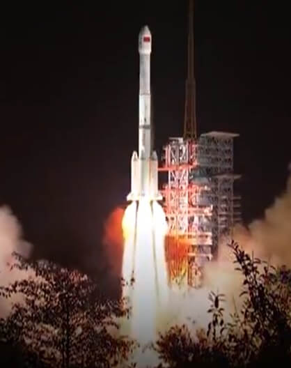 China launches its Chang'e 4 lander and rover mission to lunar far side