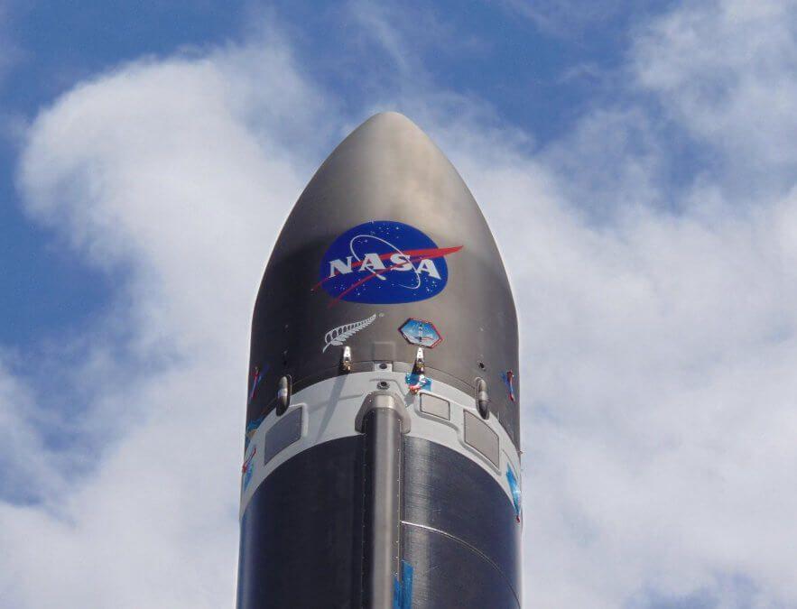 Rocket Lab Electron launches NASA's multi-cubesat mission