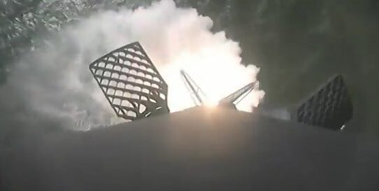 Falcon 9 launches Dragon CRS-16 correctly but lands its reusable first stage in the sea