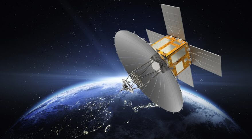 Thales Alenia Space to help build four radarsats for South Korea