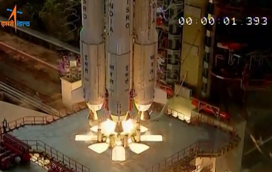 Uprated GSLV Mk II rocket puts India's GSAT-7A military comsat into orbit