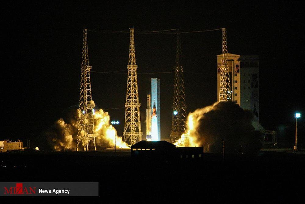 Third stage failure on Simorgh-Basir rocket denies Iran's AMIR KABIR 1 (PAYAM) satellite an orbit