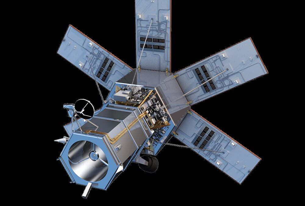 Early end of mission beckons for WorldView-4 after gyro failures