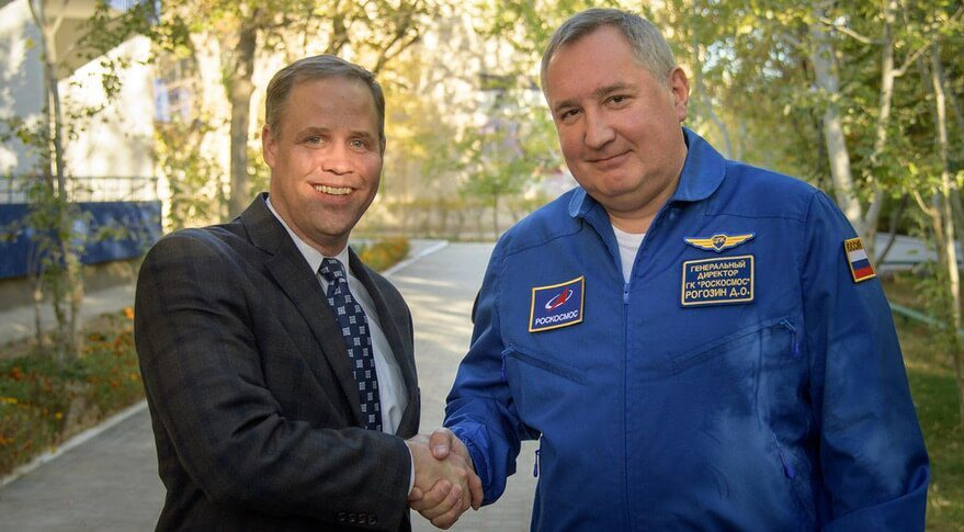 NASA cancels planned February visit of head of Roscosmos to USA