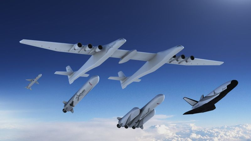 Stratolaunch ditches development plans for its own launch vehicles