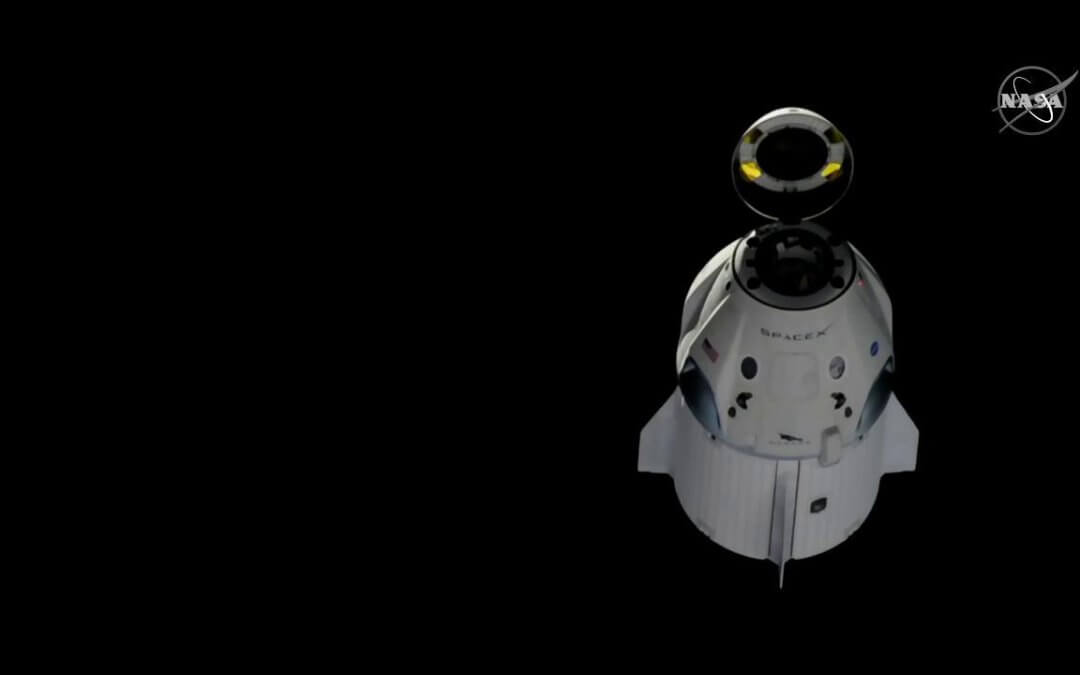 First unmanned flight test of the Dragon 2 crew capsule is successful