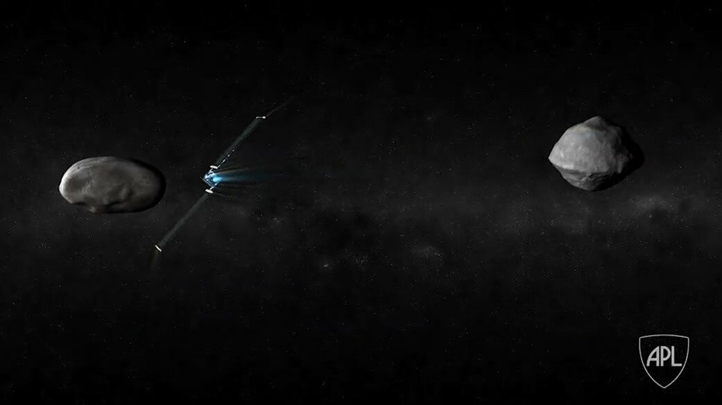 SpaceX Falcon 9 gets awarded launch for NASA DART asteroid deflection mission