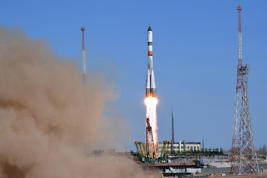 Soyuz 2-1a launches Progress MS-11 on fast track to ISS