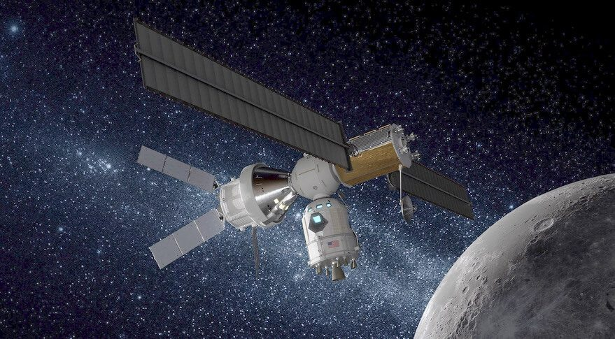 NASA realises that it does not need lunar Gateway space station for Moon landings on Moon