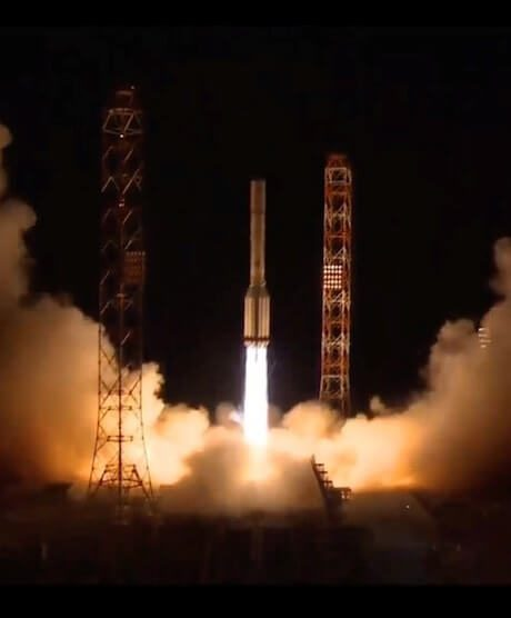 Proton launches Yamal 601 comsat…but satellite has to use Plan B to raise itself to final orbit