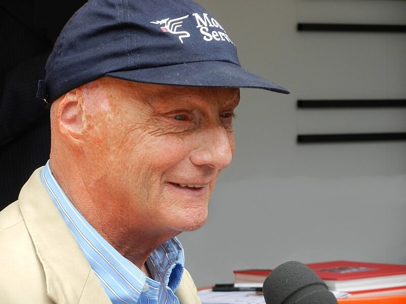 On a Sadder Note: Formula 1 legend Niki Lauda passes away