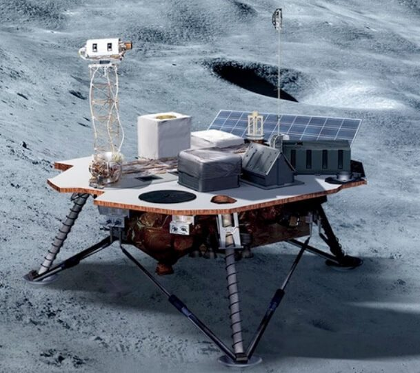 NASA contracts with three commercial outfits to carry payloads to lunar surface