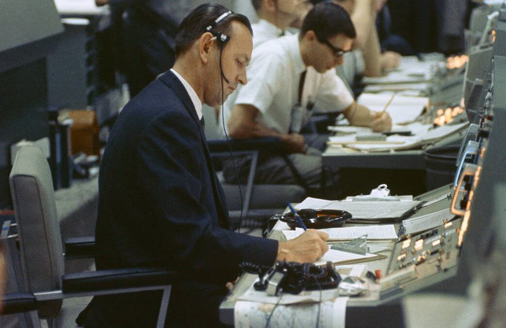 On a sadder note: Apollo mission control originator Chris Kraft passes away as does Blade Runner actor Rutger Hauer