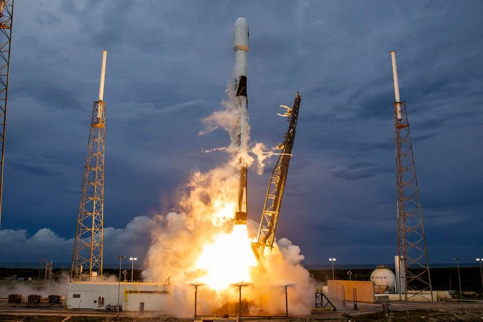 SpaceX redeems itself by launching AMOS-17 satellite for Amos Spacecom