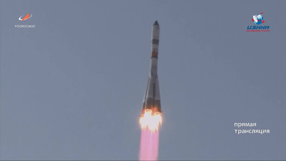 Russia launches Progress cargo craft to resupply the ISS