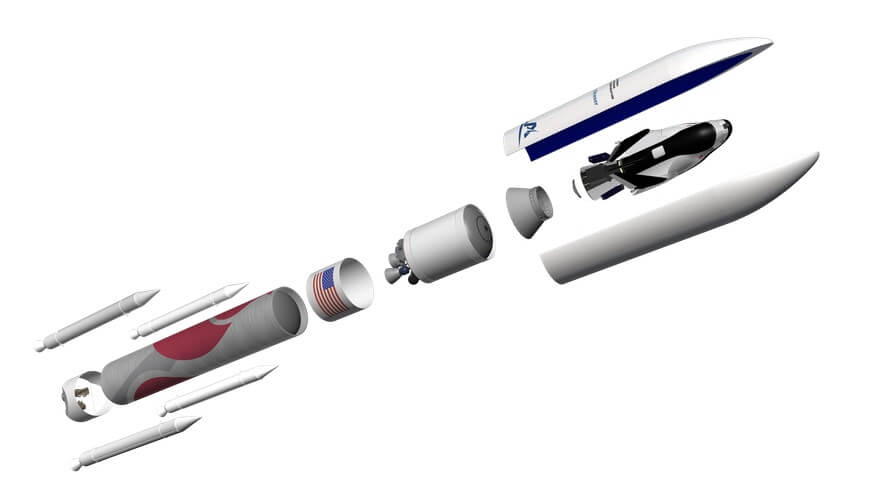 Sierra Nevada Corp books launches on ULA's Vulcan rocket for Dreamchaser…then Astrobiotic moves its Perigrine lunar lander from Atlas V to Vulcan as well