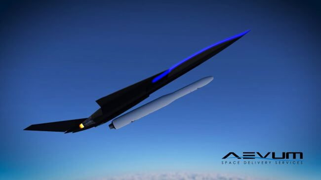 Vector loses US Air Force ASLON-45 launch to Aevum's new Ravn air-launched design