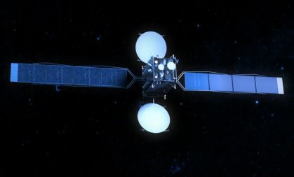 Eutelsat 5 West B has solar array deployment fault woes as do insurers