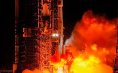 China launches fourth secretive communications technology test satellite
