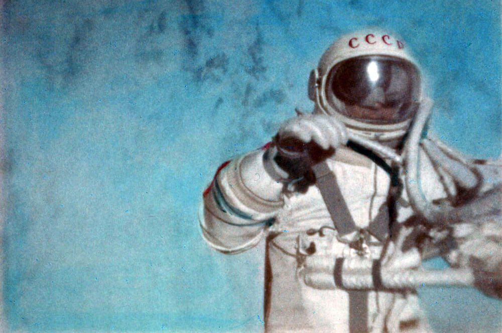 On a sadder note: First ever spacewalker Alexei Leonov dies at the age of 85