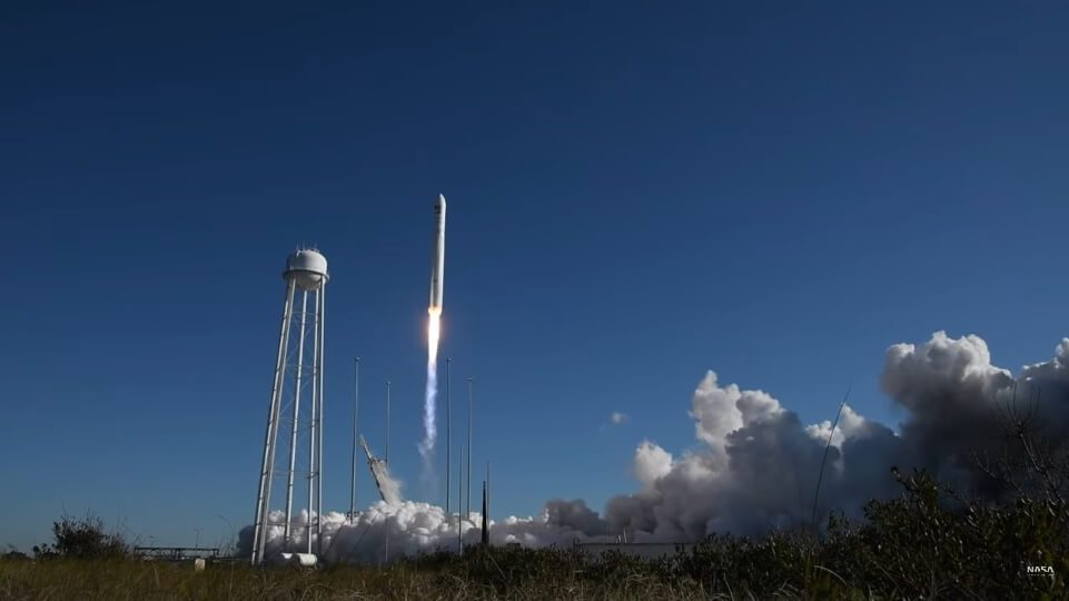 NGIS launches first CRS2 Cygnus mission for NASA on upgraded Antares 230+ rocket (Updated)