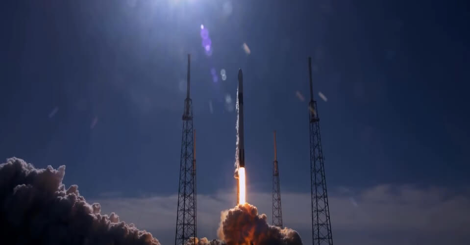 SpaceX launches Dragon CRS-19 mission to the ISS with CubeSats inside