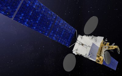 Nilesat 301 comsat is ordered from Thales Alenia Space