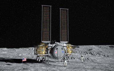 Bridenstine needs NASA lunar lander money if 2024 lunar landing date is to be achieved but will cryogenic technology readiness also cause delays?