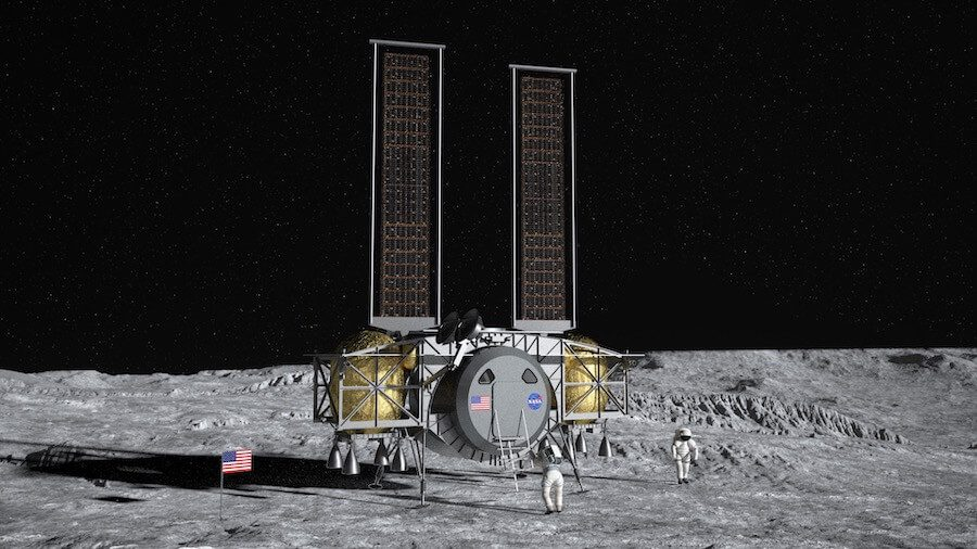 Dynetics and Sierra Nevada Corp team to bid for NASA human lunar lander