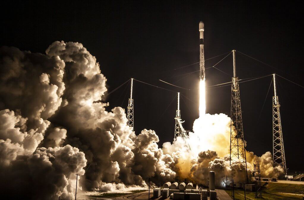 The 2020 launch year is kicked off with two launches, one from the USA and the other from China