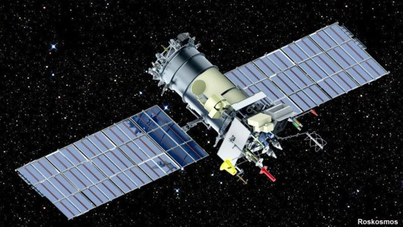 Meteor M2-2 has mission apparently ended by meteoroid or debris strike