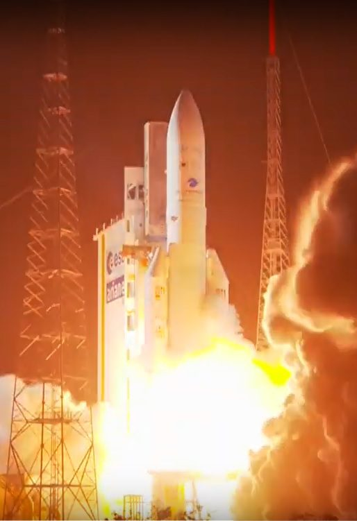 Eutelsat taps Arianespace for Ariane 5 launch of Eutelsat 10B