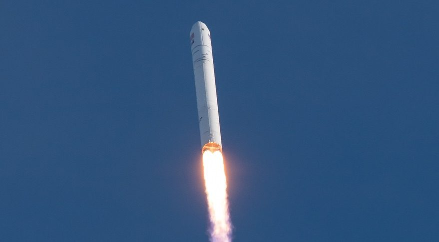 Cygnus NG-13 is launched on Antares rocket