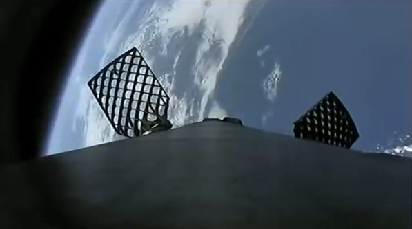 Another Falcon 9 launch carrying 60 Starlink sats flies successfully – even if four-timer core stage recovery failed