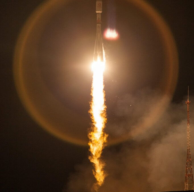 Arianespace completes first fully stocked launch carrying 34 satellites for OneWeb