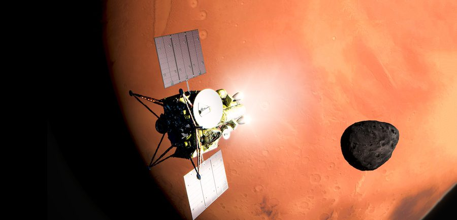 JAXA approves MMX sample return mission to Phobos